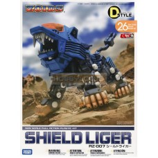 D Style 26 RZ-007 Shield Liger